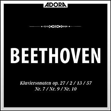 Beethoven: Klaviersonaten No. 14, 8 und 23