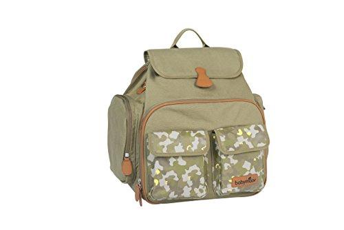 Babymoov A043556 Wickeltasche Glober Bag, olive