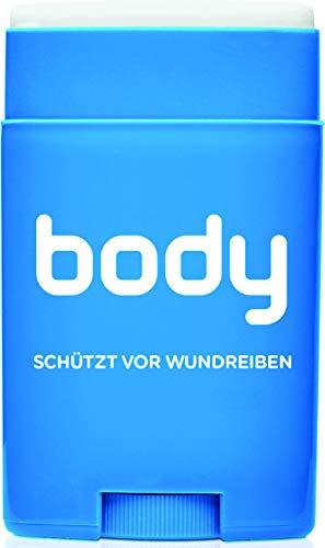 Body Glide 'Body' - Hautschutzstick gegen Wundreiben und Blasenbildung - 42g