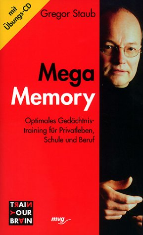 Mega Memory, m. Audio-CD