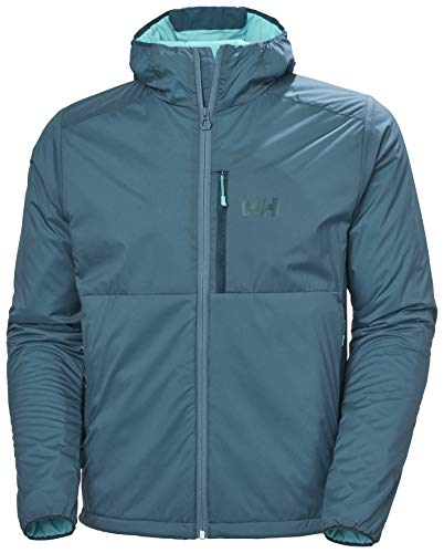 Helly Hansen Odin Stretch Light Insu, Chaqueta Hombre, North Teal Blue, M