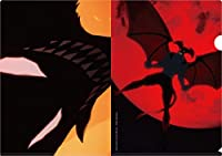DEVILMAN crybaby A4サイズ クリアファイル A