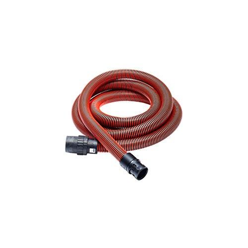 Sidamo - Flexible d'aspiration rouge antistatique pour aspirateurs XC30L et XC40M, D. 36 mm x 4 m - 20498497 - Sidamo