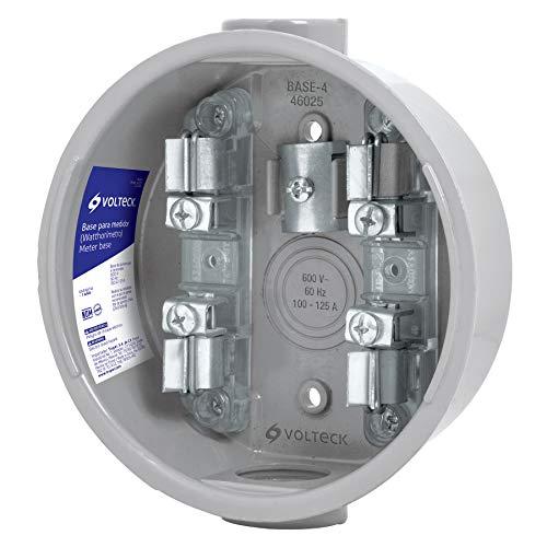 Volteck BASE-4, Base para medidor (watthorímetro)