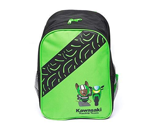 Kawasaki Rucksack Kids Kinderrucksack grün/schwarz