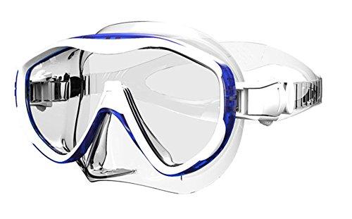 Aquace Tauchermaske Taucherbrille...