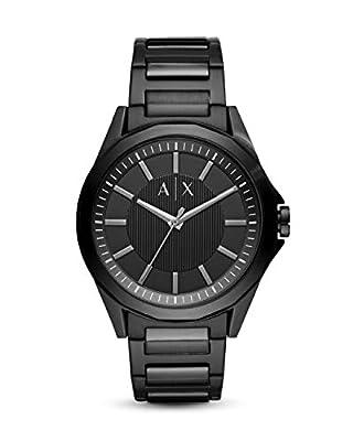 Armani Exchange Herren Analog Quarz Uhr mit Edelstahl Armband AX2620 zum Sonderpreis.