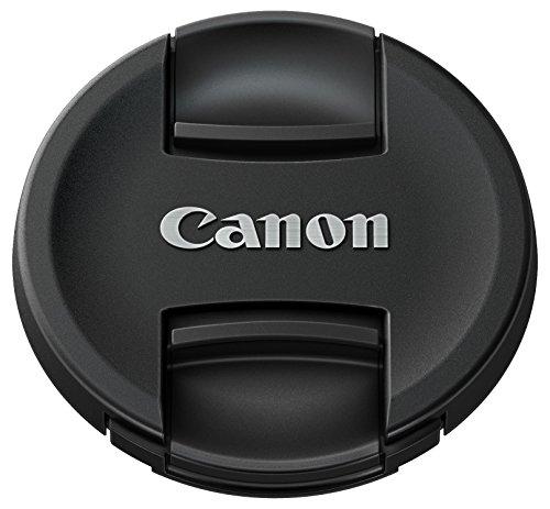 Canon E-67 II - Tapa de objetivo para Canon EF 100mm f/2.8L Macro IS USM, negro