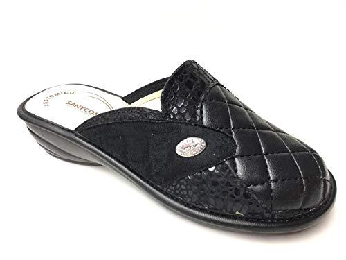 SANYCOM Zapatillas de mujer 111 Broker Iguana Negro Original AI 2021