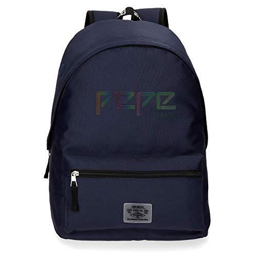 Pepe Jeans 6452362  Mochila  42 cm  22.79 litros  Azul