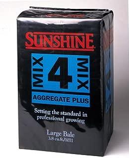 Sunshine Mix #4 - 3.8 cf compressed