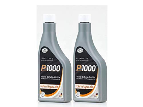 LPG-Megastore 2X P1000 Ventilschutz Additiv