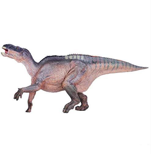 Personalidad Modelo de escritorio Juguetes de Dinosaurios Modelo de animales COLECCIÓN DE IGUANODON APRENDIZAJE DE APRENDIZAJE DE APRENDIZAJE ESTÁTICA ESTÁTICA DE APRENDIZACION EDUCA 22.5x5x9.5cm UOMU