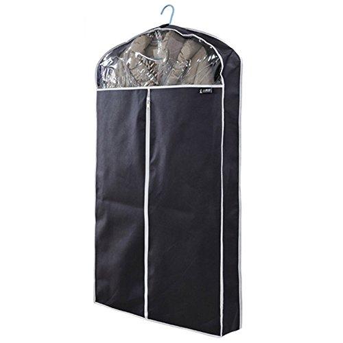 QFFL Sac de compression sous vide Creative Widen Vêtements Housse de protection/Trois dimensions/Down Jacket/Manteau de vêtements/Transparent Sac de rangement étanche à l'humidité (Un Pack de