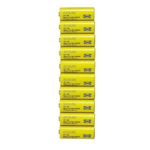 IKEA 10er-Set AA-Batterie