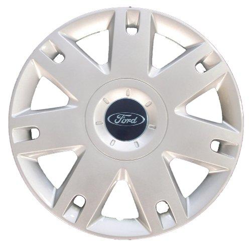 Genuine Ford Parts Radkappe für Ford Fiesta (Baujahr2005)/ Fusion (Baujahr2002), 38,1cm (15Zoll), 1Stück