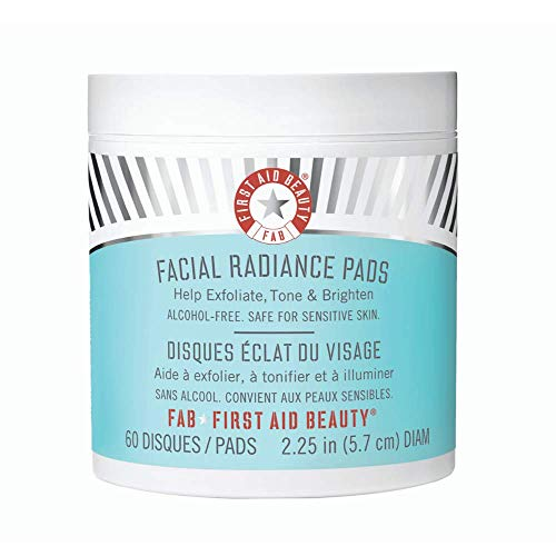 First Aid Beauty Facial Radiance Pads, 60 Count
