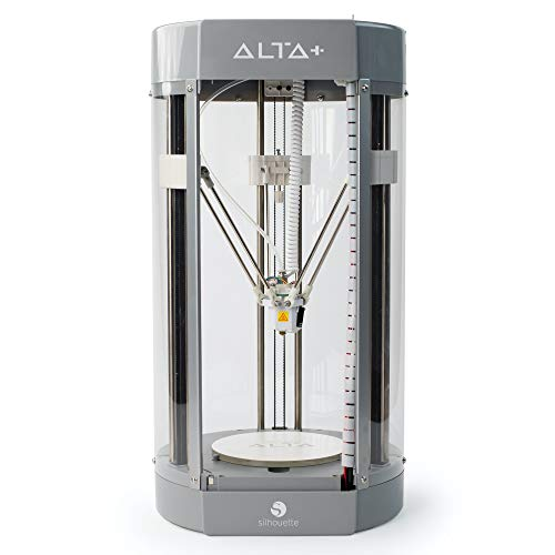 Silhouette Alta Plus 3D Printer with Cooling Fan and Modular Printer Head