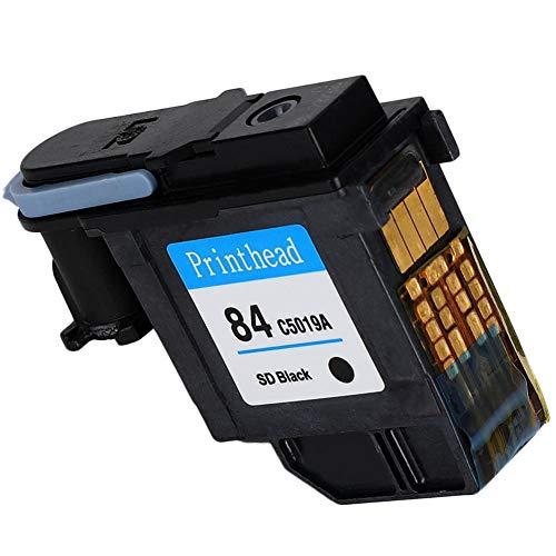 PUSOKEI Boquilla de impresión de Tinta de Impresora de Repuesto C5019A - Color Natural/Reducción Fuerte para HP Designjet 30 / 90R / 130 Series