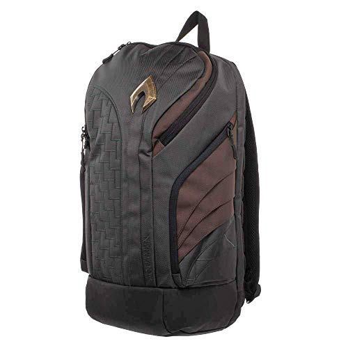 Dc comics aquaman superhero built up laptop backpack