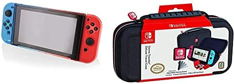 Nyko Thin Case Dockable Protective Case with Tempered Glass Screen Protector for Nintendo Switch product image