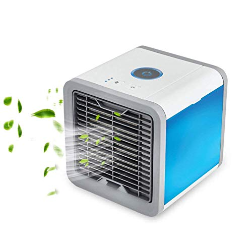 Air Conditioners & Heaters Mini USB Air Conditioning Fan Portable Conditioner Unit Low Noise Home Cooler HX