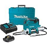 Makita XPG01SR1 18V LXT Lithium-Ion Grease Gun Kit (2.0Ah)