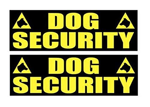 DOG SECTION CHEVRON MAGNET K9 HANDLER  SITE SECURITY PATROL UNIT  620mm x1
