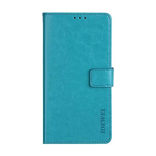 Manyip HTC One X10 Hülle,Handyhülle HTC One X10,TPU-Schutzhülle mit [Aufstellfunktion] [Kartenfächern] [Magnetverschluss] Brieftasche Ledertasche für HTC One X10