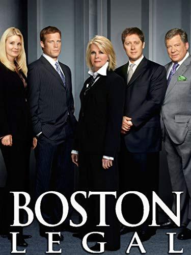 TianSW Boston Legal Season 5 (24inch x 32inch/60cm x 80cm) Waterproof Poster No Fading