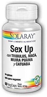 Solaray Sex Up - 60 vcaps.