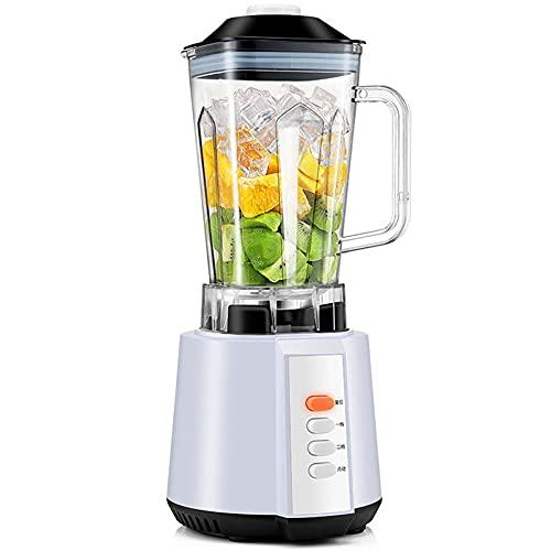 Slow Juicer – Extractor de zumos, Licuadora Prensado en Frío,Verduras, comida para bebés y helados, diseño de bajo ruido