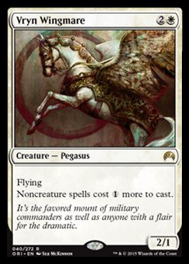 Magic The Gathering - Vryn Wingmare (040/272) - Origins