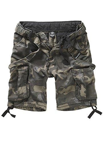 Brandit Herren Indian Summer Short, Größe:3XL;Farbe:Darkcamo (4)
