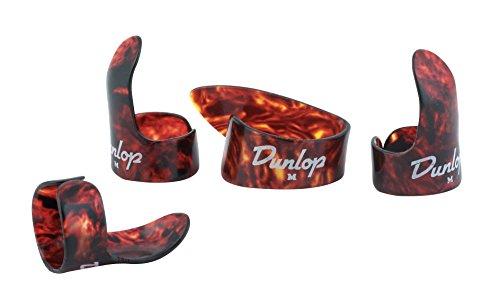 Jim Dunlop Spieler-Packung, 4 Plektren Med