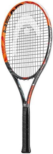 HEAD Graphene XT Radical S Tennis Racket Pre Strung 27 Inch Graphite Racquet 4 1 8 Inch Grip product image