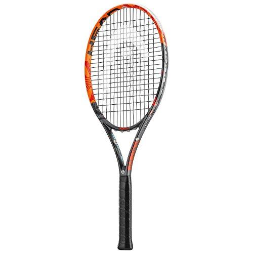 Head Graphene XT Radical S - Raqueta de Tenis, Color Naranja/Negro/Rojo, Talla S30