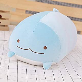 PUNIDAMAN Cute Stuffed Animals Down Cotton Soft Corner Creature Dinosaur Cat Polar Bear Pillow Plush Toy to Send Girlfriend Gift Girl Boy Must Haves Funny Gifts Girls Favourite Characters