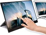 """SideTrak Solo Portable Monitor Freestanding Touchscreen 15.6"""" FHD 1080P LED IPS Screen with Kickstand 
