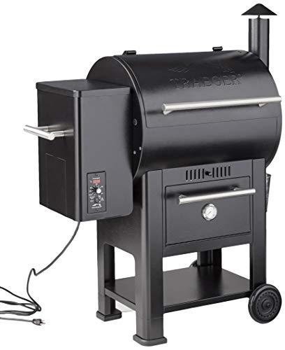 Traeger Grills 572 Sq. In. Century 22 Pellet Grill and Smoker