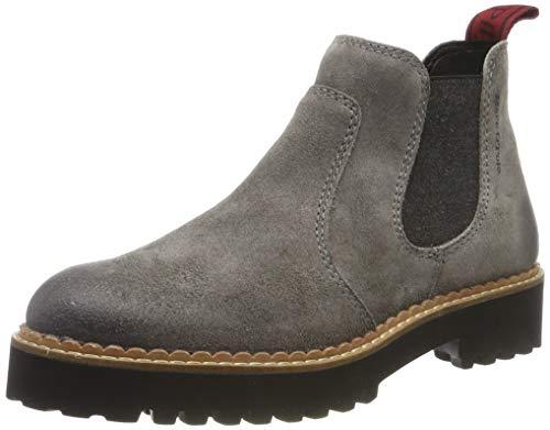 Marc O'Polo Damen 90714785005300 Chelsea Boots, Grau (Grey 920), 37 EU