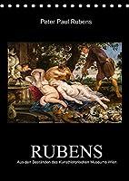 Peter Paul Rubens - Rubens (Tischkalender 2022 DIN A5 hoch): Meisterwerke von Rubens (Monatskalender, 14 Seiten )