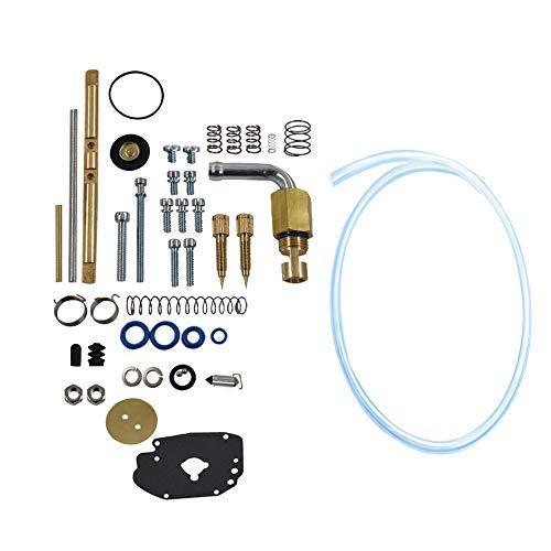 labwork Carb Rebuild Kit Replacement for S&S Master Super E Carburetor w/ 90° Swivel Inlet 11-2923