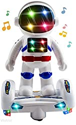Best Space Toys for Toddlers Review - WolVol Space Astronaut Robot Toy