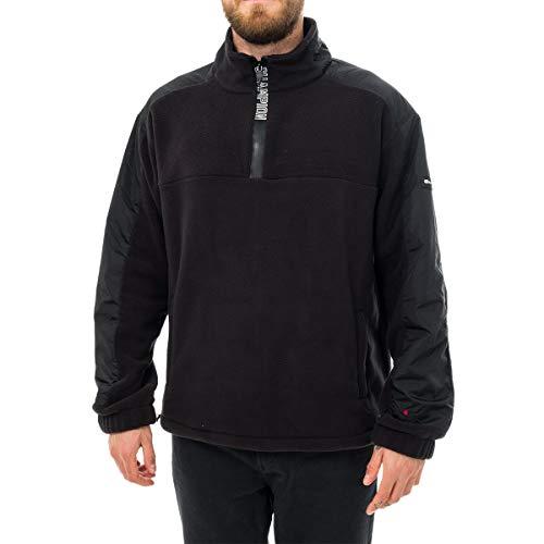 Champion Felpa Uomo bluza z kapturem 213556.KK001 czarna