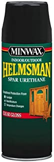 Minwax 33250000 Helmsman Spar Urethane Aerosol, 11.5 ounce, Gloss