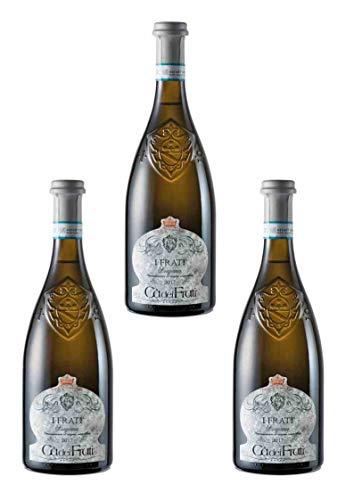 Weißwein Lugana I Frati 2019 - Weingut Cà dei Frati 3 Flaschen