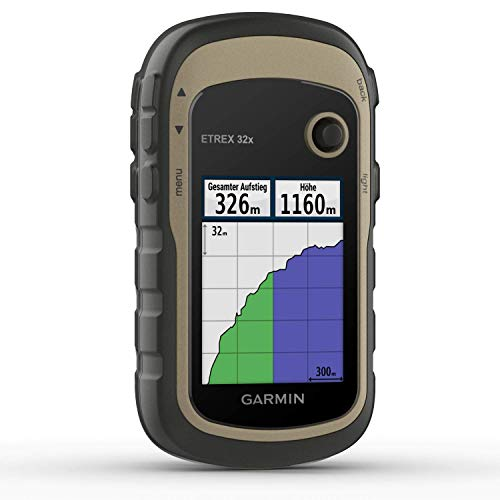 Garmin Garmin eTrex 32x-robustes, wasserdichtes GPS-Outdoor-Navi Bild