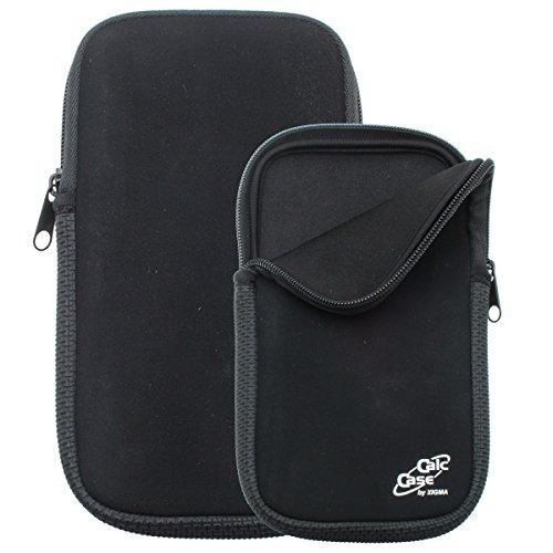 Schutztasche für Grafikrechner, schwarz