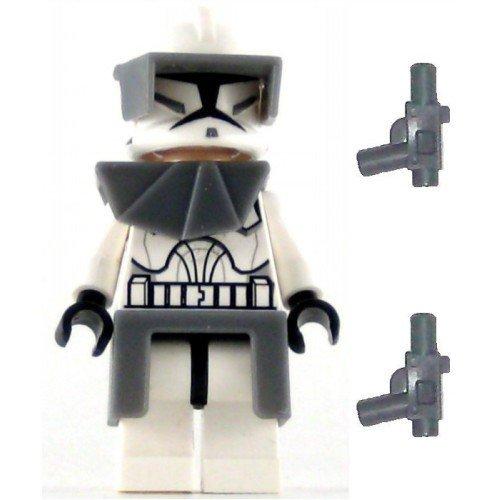 LEGO Star Wars Minifig Clone Trooper Guerras Clon con Armadura